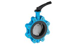 Z 014-A Wasser Anflanschklappe für Trinkwasser