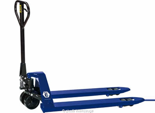 Gabelhubwagen plus6 TL2,5t | blau GL1150mm Tandem-Rollen