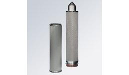 Filterkerzen aus Edelstahl acuraScreen & acuraPlate