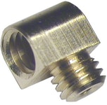 Einschraubnippel M3x2,5 Kopf 3 mm