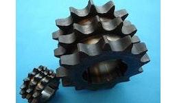 Kettenräder Taperlock