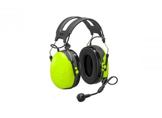 Peltor CH3 FLX2 Gehörschutz Headset mit Mikrofon und PTT