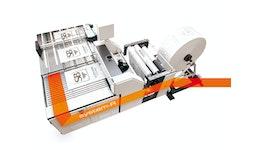 STATEC BINDER - SYSTEM-R: Vollautomatische Sackerzeugungsmaschine