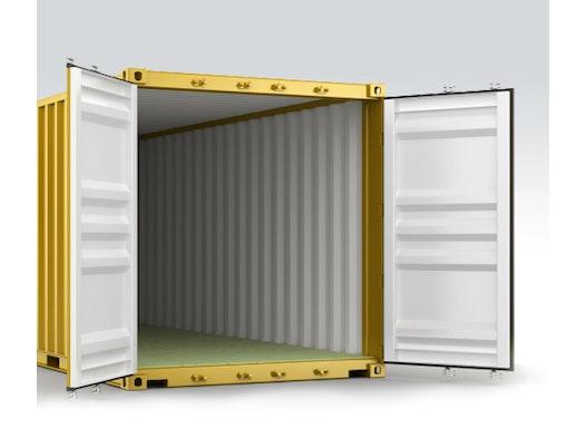 Containertransporte von ICLS