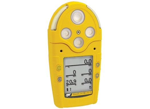 Gaswarngerät GasAlertMicro 5 PID von Honeywell