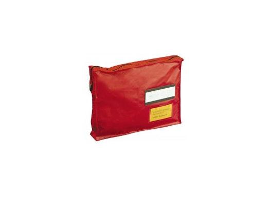 Faltentaschen mit OPTIMAIL-Schloss - Maxibrief mit Falte im POSTFORMAT