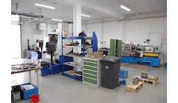 3-Achs Bearbeitungszentrum X600/Y500/Z500