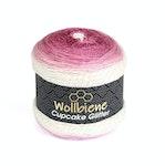 Wollbiene Cupcake Glitter Glitzerwolle Strickwolle Häkelwolle