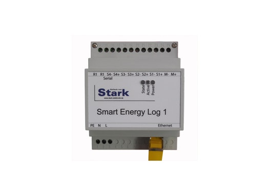 Smart Energy Log 1 - Datenlogger für Smart Metering mit M-Bus Master und GSM/GPRS