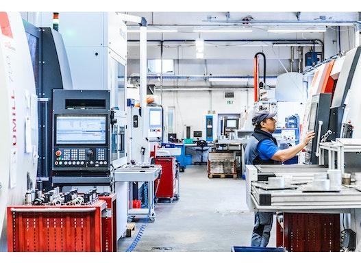 CNC - Drehbearbeitung