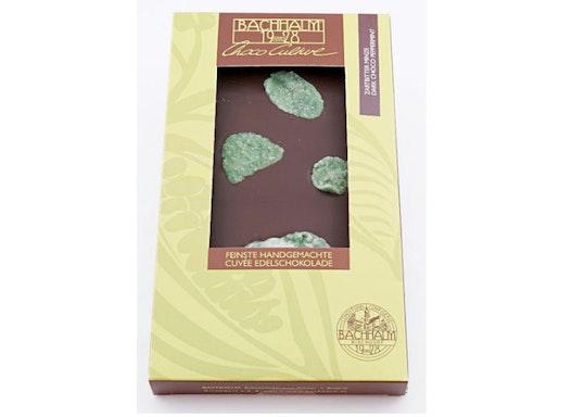 Tafelschokolade Minze