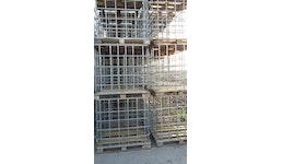 IBC GB 1000L Holzpalette