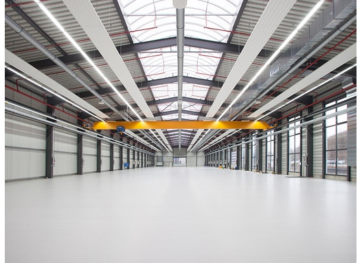 Industrie- und Gewerbehallen
