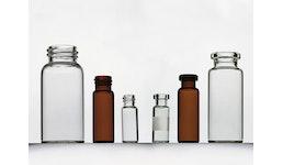 Fläschchen, Gläser, Vials, Ampullen, Glastiegel