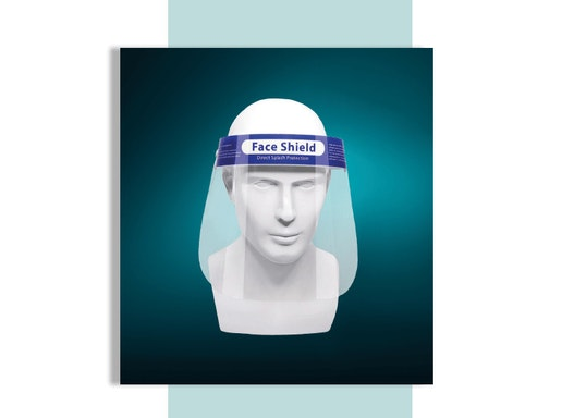 Face Shield/Gesichtsschutz