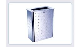 Abfallbehälter SK 33 aus Edelstahl