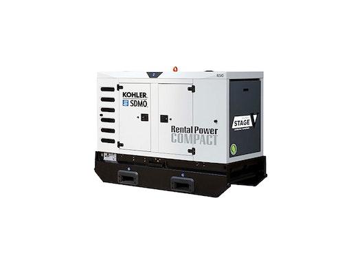 Diesel Notstromaggregat R50C5 45kVA 36kW
