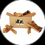 Smoker Wood - Apple Wood - Smoker Holz - Apfel