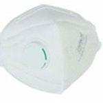 FFP3-Maske mit Ventil