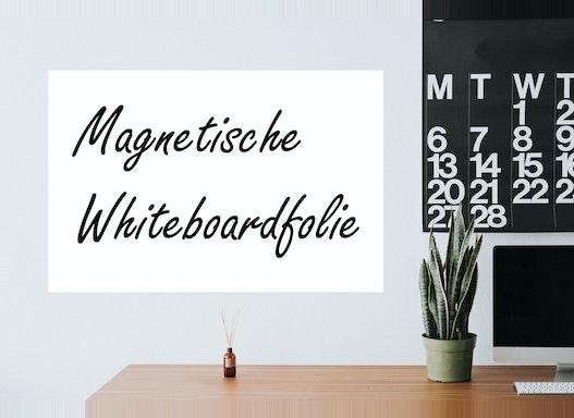 Magnetische Whiteboardfolie | Whiteboardfolie für Magnete