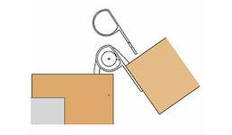 BD Athmer Athmer Fingerschutzprofile - Bandseite -  Querschnitt