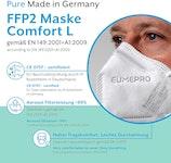 FFP2 Profimasken hergestellt und zertifiziert in Deutschland