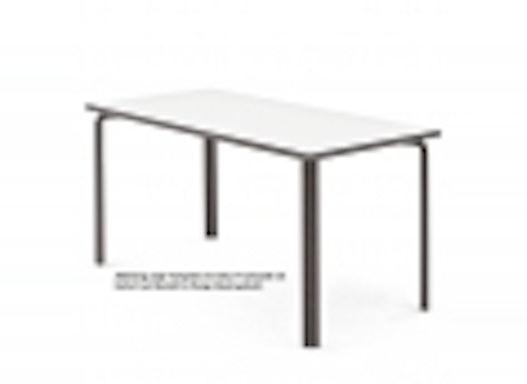 Objekttisch / Holztisch / Rechtecktisch /Konferenztisch ohne Zarge Modell 2070