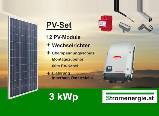Premium PV-Set 3kWp