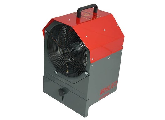 Elektrolufterhitzer MHLE9