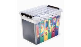 SmartStore CLASSIC 65 - 60 x 40 x 43 cm 61 Liter -  Aufbewahrungsboxen aus Kunststoff