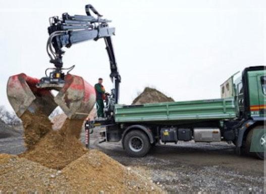 Schottertransporte Baustofftransporte