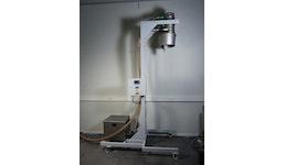 Vakuumförderer für trockene Schüttgüter und Granulate, Kaffee, Tee, Gewürze