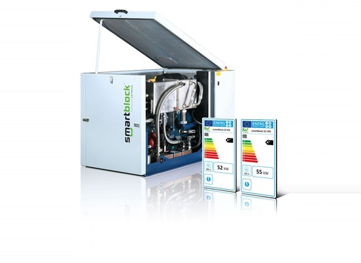 KWEnergie Smartblock 22 (Blockheizkraftwerke)