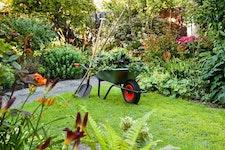 Pflege von Gartenanlagen