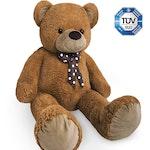 """Teddybär """"Knuddel"""" XXL 100cm braun"""