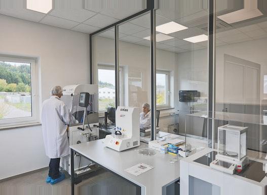 Labor für technische Sauberkeit (TecSa)