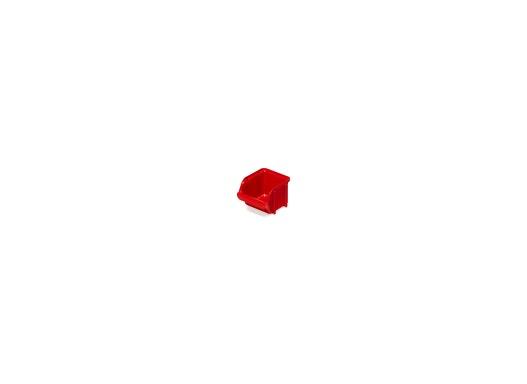 Raaco Sichtbox Euro Bin 1 rot