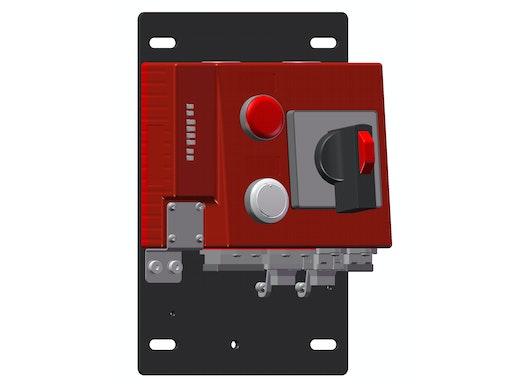 Multifunctional Gate Box MGB-B-A1W2A2-PN Euchner