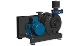 Gebläse/Exhaustor 008 (150 bis 800 m³/h)