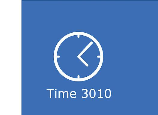Zeiterfassung | Time 3010