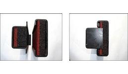 Rammschutzpuffer für Rampen mit Klapplippen AZPK 500