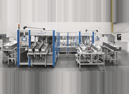 Sondermaschinen / Automation