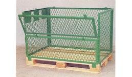 Gitterboxen - Stahlbehälter