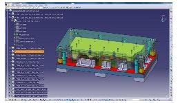 CAD-Konstruktion / CAM-Programmierung