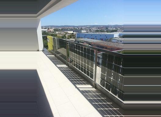 BRÜSTUNGSSYSTEME - asola VITRUM® Balcony Glas+Glas