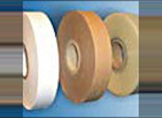 Banderoliermaterial für Tischbündler