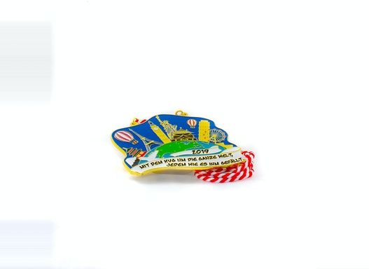 Karnevalsorden - individuell angefertigt mit Ihrem Logo oder Wunschdesign