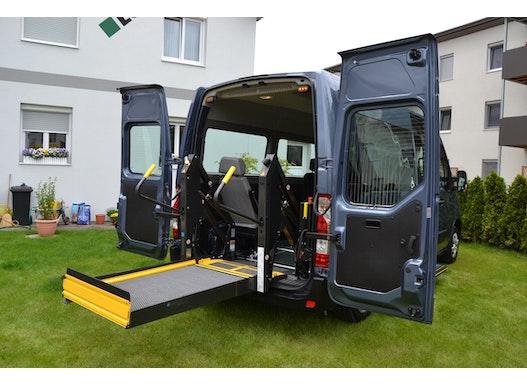 Rollstuhltransportsysteme