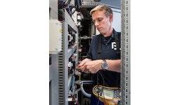 Elektrothermografie, elektrische Prüfung nach DGUV