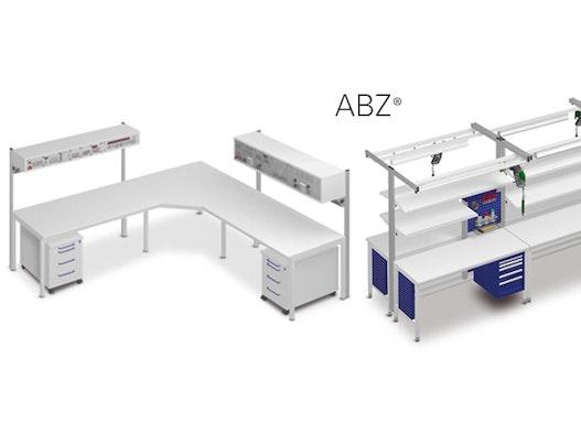 Arbeitsplatzsystem ABZ® von erfi
